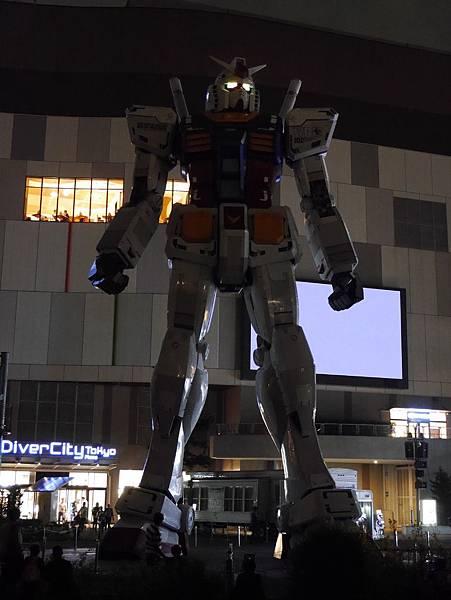 日本 淺草雷門大門酒店 台場Diver City (244)