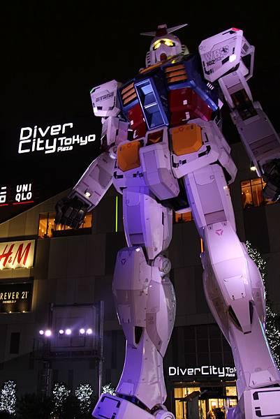日本 淺草雷門大門酒店 台場Diver City (263)