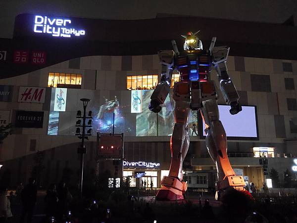 日本 淺草雷門大門酒店 台場Diver City (249)