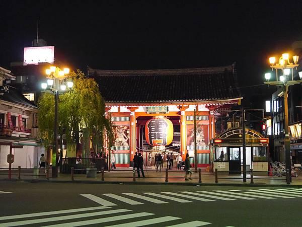 日本 淺草雷門大門酒店 台場Diver City (315)