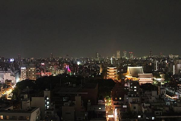 日本 淺草雷門大門酒店 台場Diver City (326)