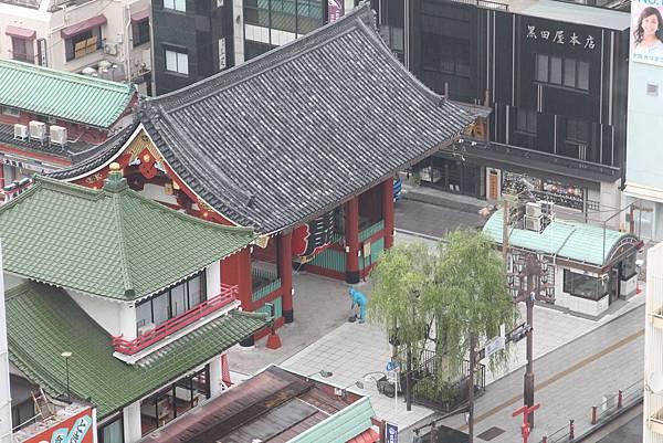 淺草雷門 大門酒店 早餐 (11)