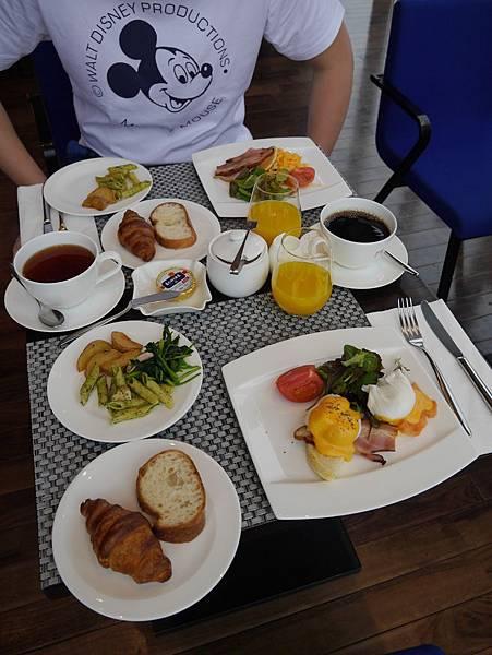 淺草雷門 大門酒店 早餐 (35)