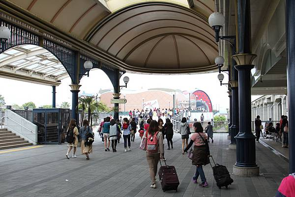 Tokyo Disneyland Hotel 小飛俠彼得潘明星房 (1)