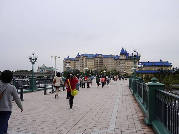 Tokyo Disneyland Hotel 小飛俠彼得潘明星房 (28)