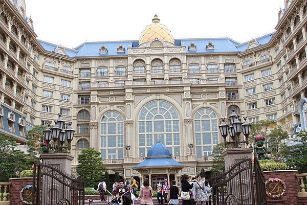 Tokyo Disneyland Hotel 小飛俠彼得潘明星房 (45)
