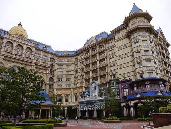 Tokyo Disneyland Hotel 小飛俠彼得潘明星房 (49)