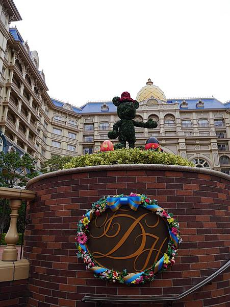 Tokyo Disneyland Hotel 小飛俠彼得潘明星房 (48)