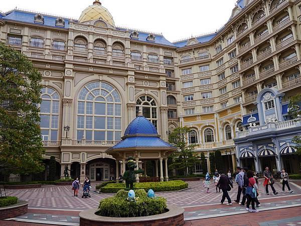 Tokyo Disneyland Hotel 小飛俠彼得潘明星房 (51)
