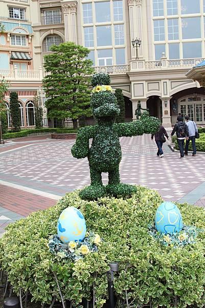 Tokyo Disneyland Hotel 小飛俠彼得潘明星房 (50)
