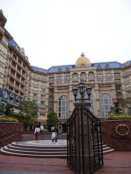 Tokyo Disneyland Hotel 小飛俠彼得潘明星房 (44)
