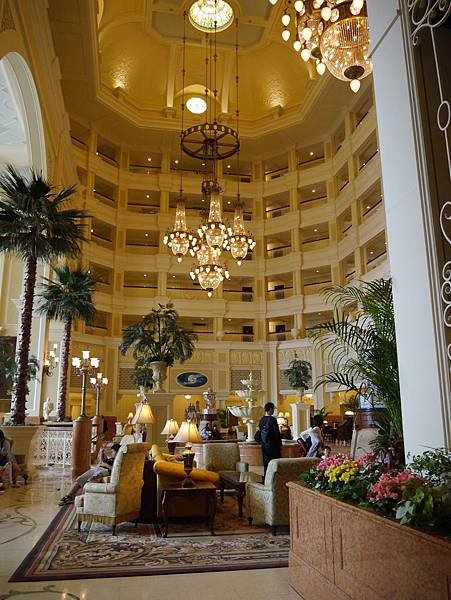 Tokyo Disneyland Hotel 小飛俠彼得潘明星房 (58)
