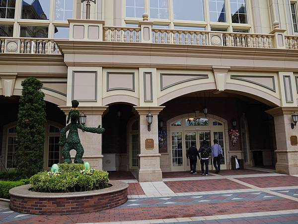 Tokyo Disneyland Hotel 小飛俠彼得潘明星房 (54)