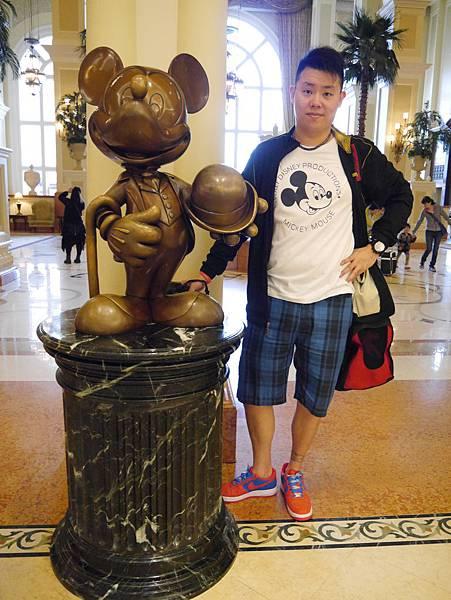 Tokyo Disneyland Hotel 小飛俠彼得潘明星房 (80)
