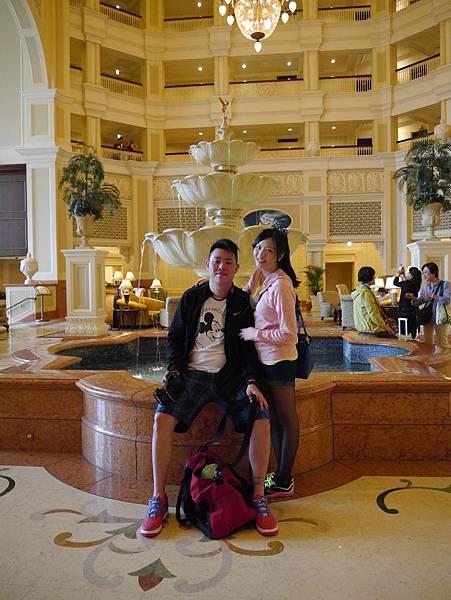 Tokyo Disneyland Hotel 小飛俠彼得潘明星房 (77)