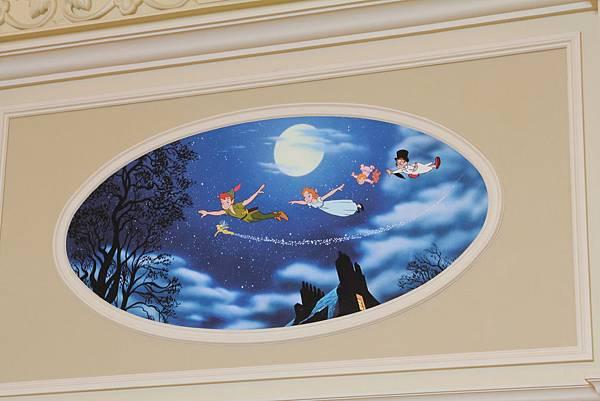 Tokyo Disneyland Hotel 小飛俠彼得潘明星房 (78)