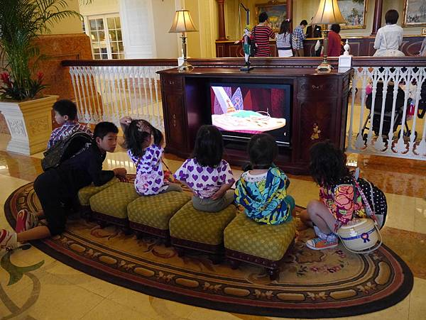Tokyo Disneyland Hotel 小飛俠彼得潘明星房 (68)