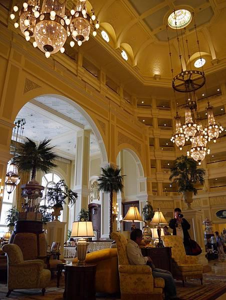 Tokyo Disneyland Hotel 小飛俠彼得潘明星房 (70)