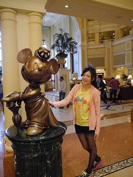 Tokyo Disneyland Hotel 小飛俠彼得潘明星房 (81)