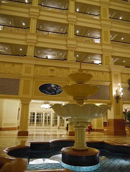 Tokyo Disneyland Hotel 小飛俠彼得潘明星房 (95)