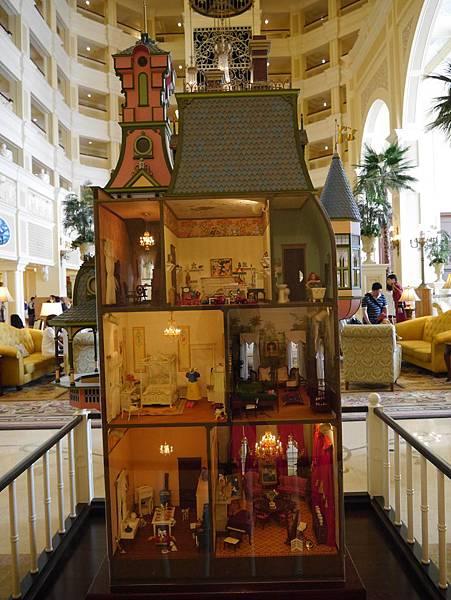 Tokyo Disneyland Hotel 小飛俠彼得潘明星房 (86)