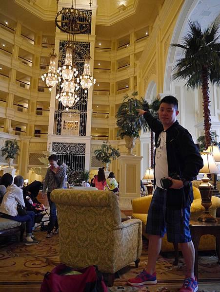 Tokyo Disneyland Hotel 小飛俠彼得潘明星房 (88)