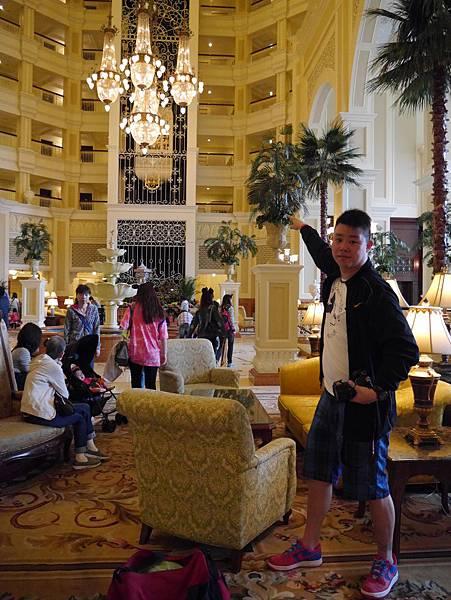 Tokyo Disneyland Hotel 小飛俠彼得潘明星房 (87)
