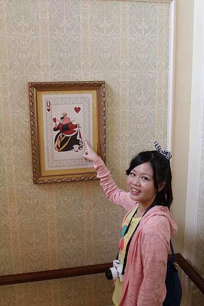 Tokyo Disneyland Hotel 小飛俠彼得潘明星房 (89)
