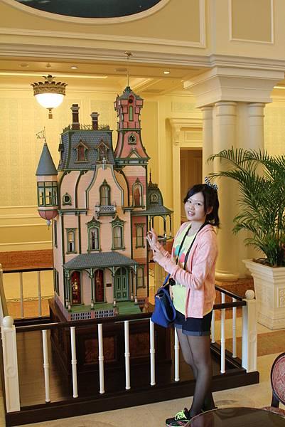 Tokyo Disneyland Hotel 小飛俠彼得潘明星房 (85)