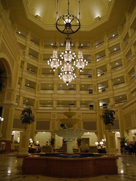 Tokyo Disneyland Hotel 小飛俠彼得潘明星房 (96)
