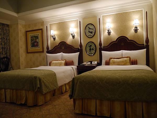 Tokyo Disneyland Hotel 小飛俠彼得潘明星房 (125)