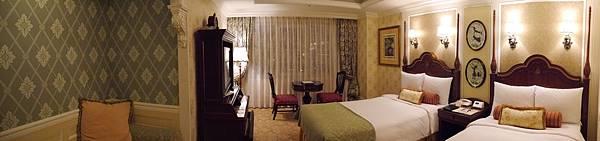 Tokyo Disneyland Hotel 小飛俠彼得潘明星房 (121)