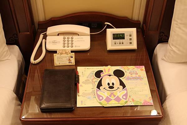 Tokyo Disneyland Hotel 小飛俠彼得潘明星房 (130)