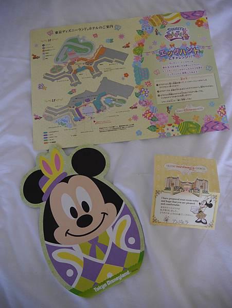 Tokyo Disneyland Hotel 小飛俠彼得潘明星房 (133)