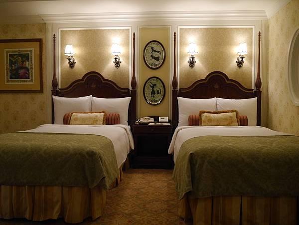Tokyo Disneyland Hotel 小飛俠彼得潘明星房 (126)