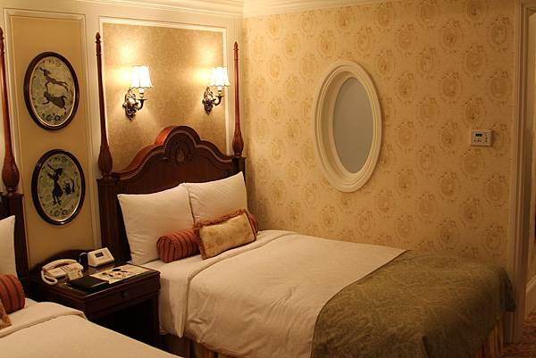 Tokyo Disneyland Hotel 小飛俠彼得潘明星房 (139)