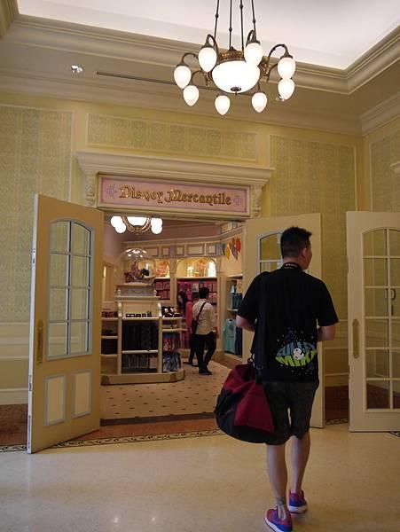 Tokyo Disneyland Hotel 小飛俠彼得潘明星房 (199)