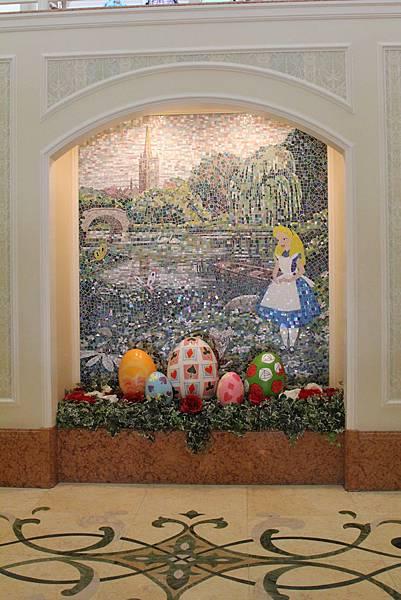 Tokyo Disneyland Hotel 小飛俠彼得潘明星房 (194)