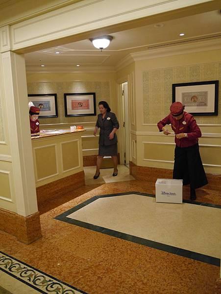 Tokyo Disneyland Hotel 小飛俠彼得潘明星房 (189)