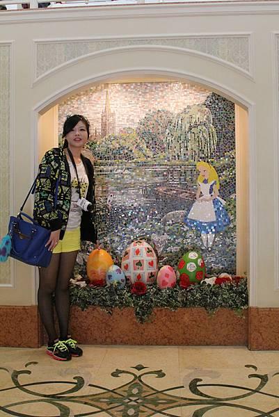 Tokyo Disneyland Hotel 小飛俠彼得潘明星房 (195)