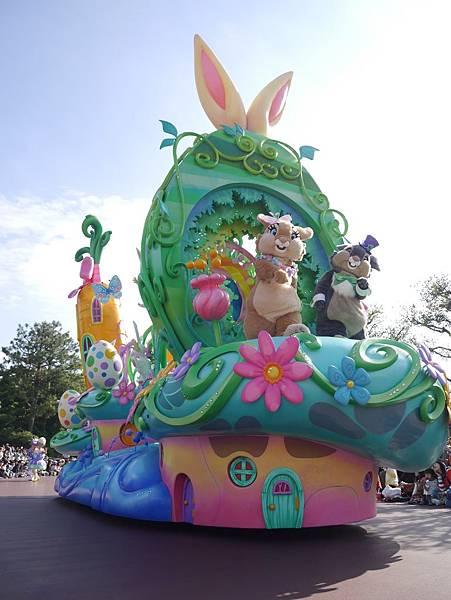 Tokyo Disneyland 東京迪士尼樂園 日間遊行 NEW 蹦蹦跳跳戲春天 (29)