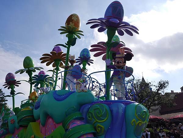 Tokyo Disneyland 東京迪士尼樂園 日間遊行 NEW 蹦蹦跳跳戲春天 (52)