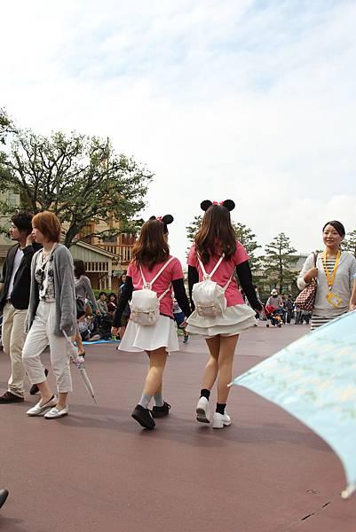 Tokyo Disneyland 東京迪士尼樂園 日間遊行 NEW 蹦蹦跳跳戲春天 (4)