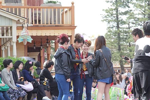 Tokyo Disneyland 東京迪士尼樂園 日間遊行 NEW 蹦蹦跳跳戲春天 (6)