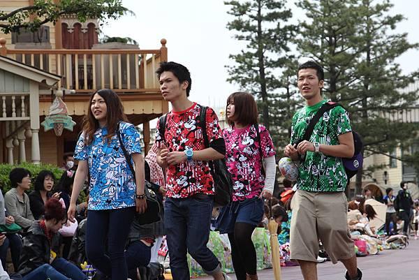 Tokyo Disneyland 東京迪士尼樂園 日間遊行 NEW 蹦蹦跳跳戲春天 (3)