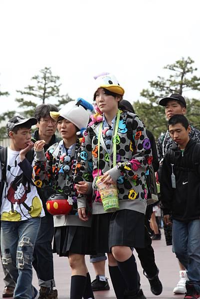Tokyo Disneyland 東京迪士尼樂園 日間遊行 NEW 蹦蹦跳跳戲春天 (5)