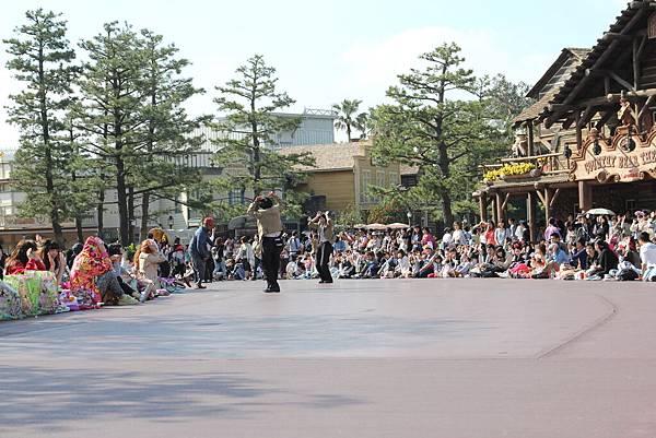 Tokyo Disneyland 東京迪士尼樂園 日間遊行 NEW 蹦蹦跳跳戲春天 (8)