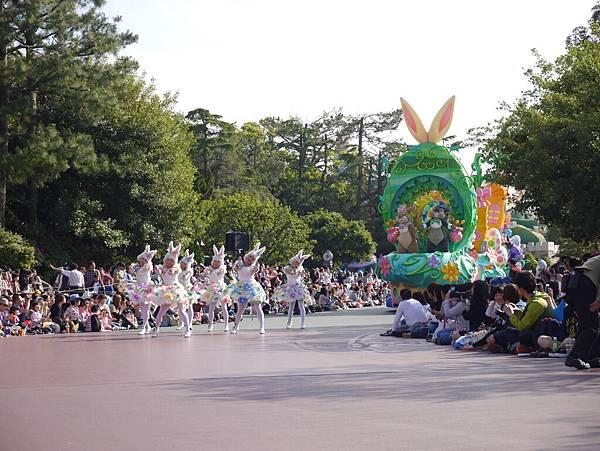 Tokyo Disneyland 東京迪士尼樂園 日間遊行 NEW 蹦蹦跳跳戲春天 (11)