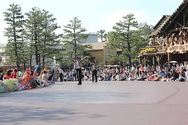 Tokyo Disneyland 東京迪士尼樂園 日間遊行 NEW 蹦蹦跳跳戲春天 (7)