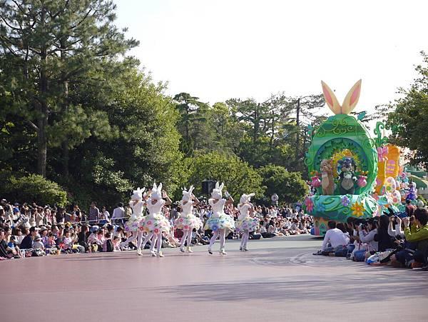 Tokyo Disneyland 東京迪士尼樂園 日間遊行 NEW 蹦蹦跳跳戲春天 (12)